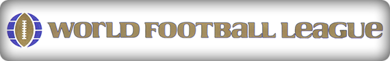 World Football League Logo